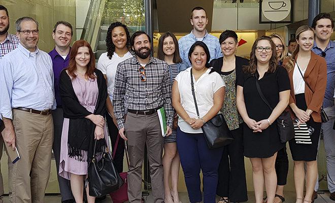 Estudiantes internacionales visitan FALP